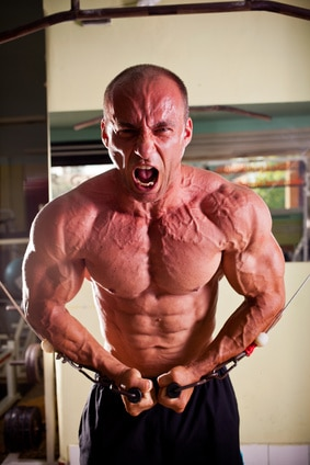 Testosteron zum Muskelaufbau nehmen