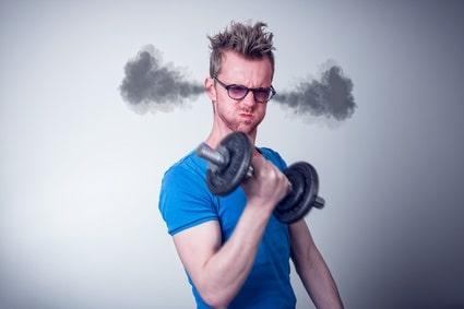 Testosteron steigern durch Krafttraining
